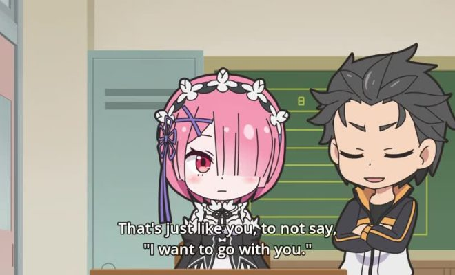 Isekai Quartet 2nd Season Ep. 8 is now available in OS.