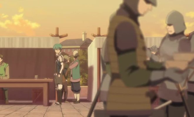Grimms Notes The Animation Ep. 10 is now available in OS.