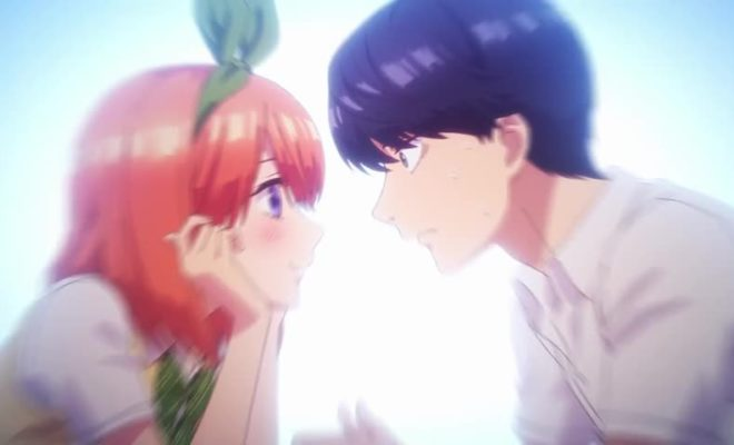 5-toubun no Hanayome 2nd Season Ep. 1 is now available in OS.