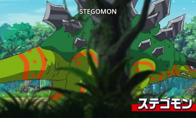 Digimon Adventure (2020) Ep. 4 is now available in OS.