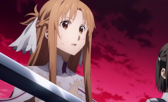 Sword Art Online: Alicization - War of Underworld 2nd Season Ep. 5 is now available in OS.