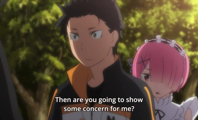 Re:Zero kara Hajimeru Isekai Seikatsu 2nd Season Ep. 6 is now available in OS.