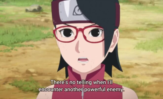 Boruto: Naruto Next Generations Ep. 170 is now available in OS.