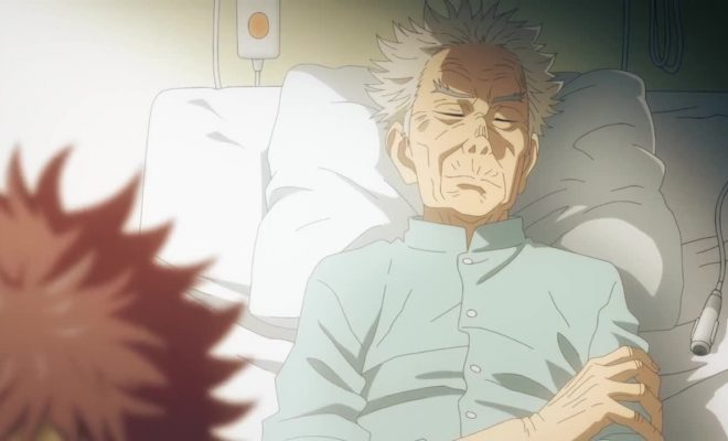 Jujutsu Kaisen (TV) Ep. 2 is now available in OS.