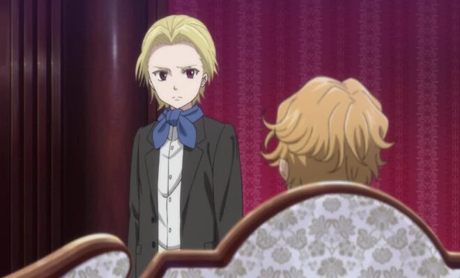 Yuukoku no Moriarty Ep. 3 is now available in OS.