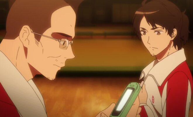 Taisou Zamurai Ep. 4 is now available in OS.