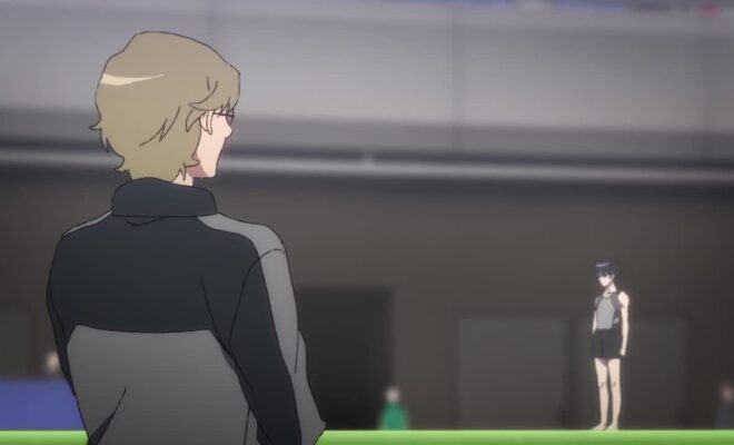 Taisou Zamurai Ep. 11 is now available in OS.