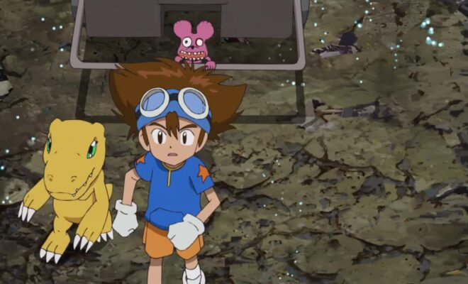 Digimon Adventure (2020) Ep. 42 is now available in OS.