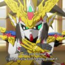 SD Gundam World Heroes Ep. 4 is now available in OS.