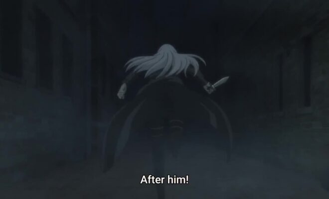 Yuukoku no Moriarty Ep. 16 is now available in OS.