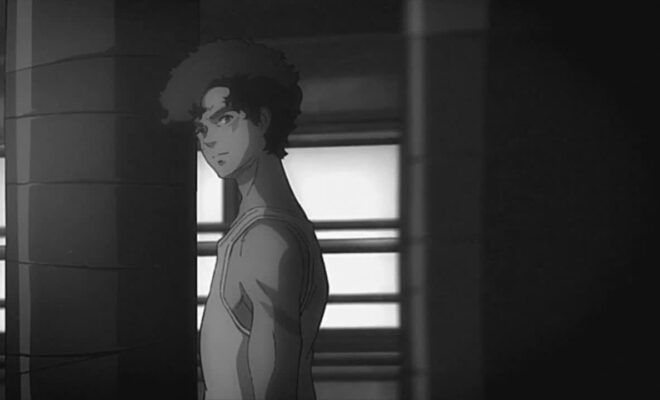 Nomad: Megalo Box 2 Ep. 5 is now available in OS.