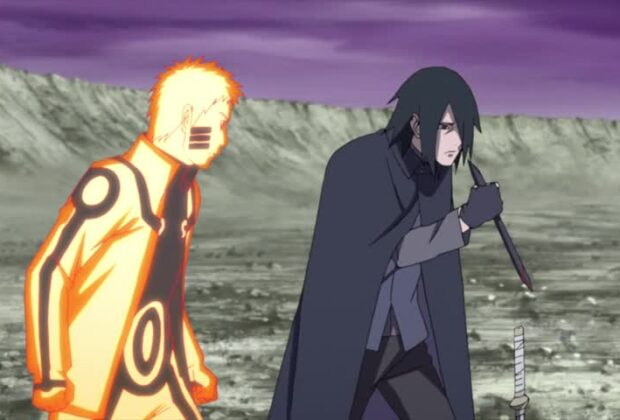 Boruto: Naruto Next Generations Ep. 204 is now available in OS.