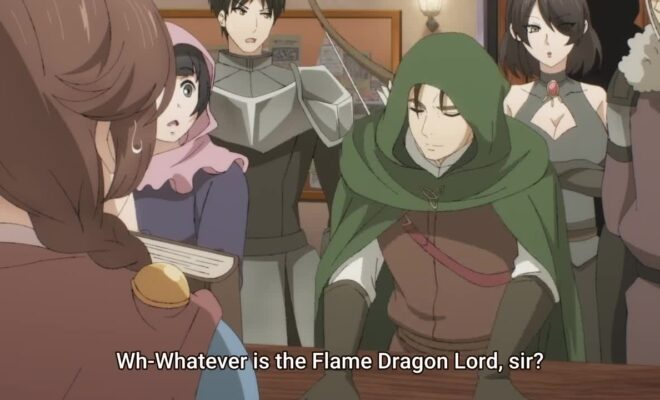 Dragon, Ie wo Kau. Ep. 10 is now available in OS.
