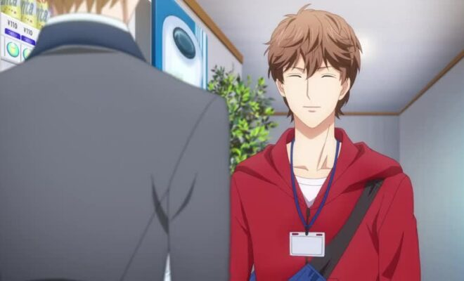 Tsukipro The Animation 2 Ep. 3 is now available in OS.