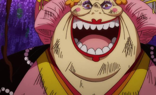 One Piece Ep. 991 is now available in OS.