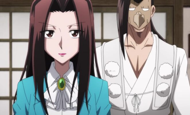 Shaman King (2021) Ep. 26 is now available in OS.