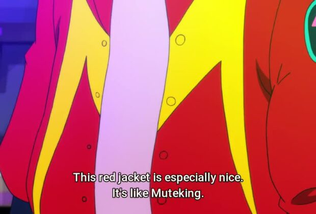 Muteking the Dancing Hero Ep. 4 is now available in OS.